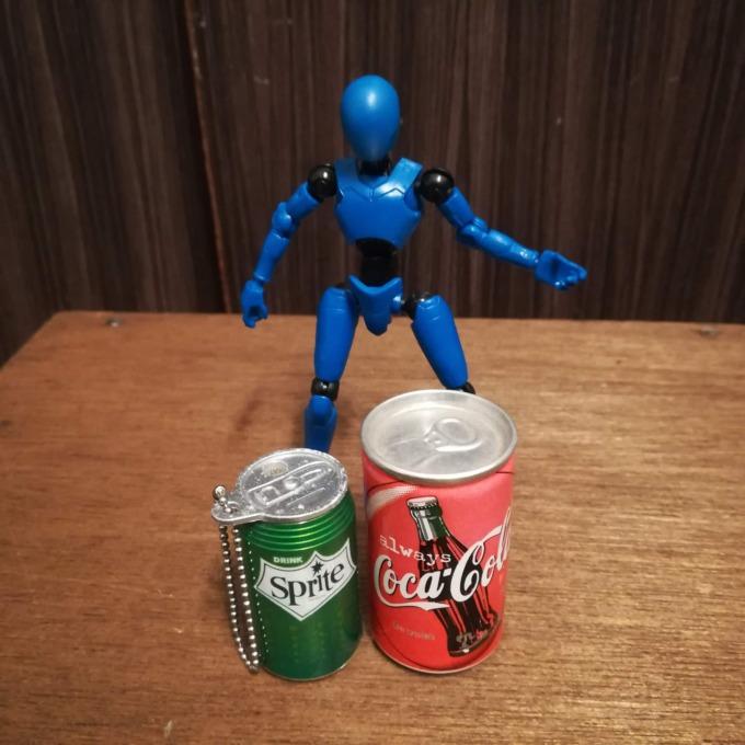 コカ・コーラ缶タイプ ミニチュア
